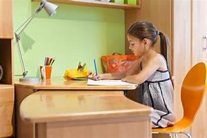 Bureau Pour Ado : comment bien choisir un bureau pour un ado ~ Nature-et-papiers.com Idées de Décoration
