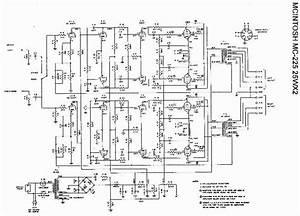 Mcintosh Mx401 Wiring Diagram