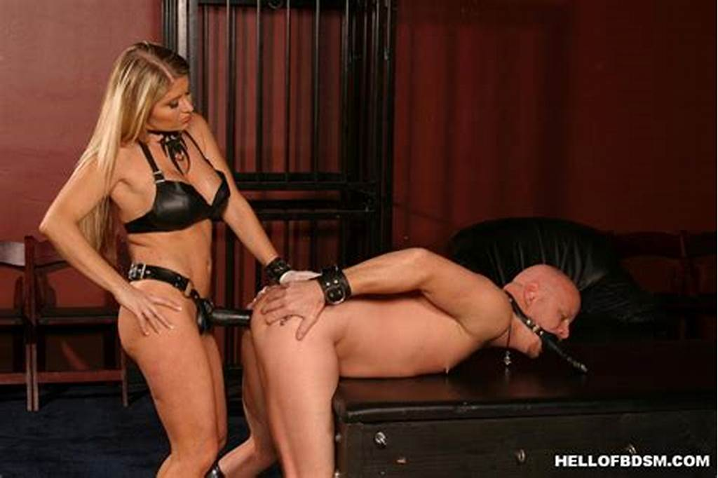 #Mistress #Using #Male #Slave #For #Her #Own #Pleasure #2024