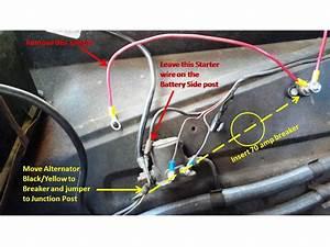Alternator Gauge Wiring Help