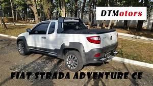 Fiat Strada Adventure Ce 2016 - Dtmotors  46