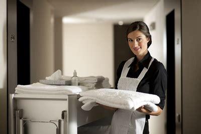 emploi de femme de chambre fiche métier femme de chambre valet de chambre