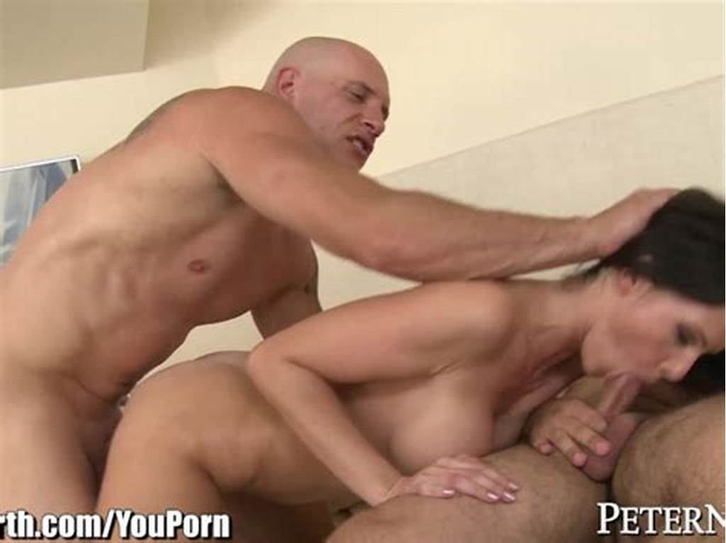 #Peternorth #Big #Tits #Milf #Fucked #By #2 #Men