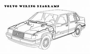 1996 Volvo 850 Wiring Diagrams Download