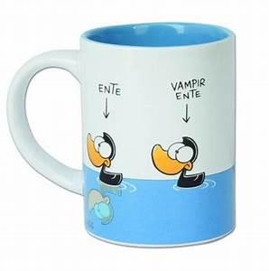 Nicht Lustig Tasse : nichtlustig tasse vampir ente kaffeetasse kaffee ~ Watch28wear.com Haus und Dekorationen