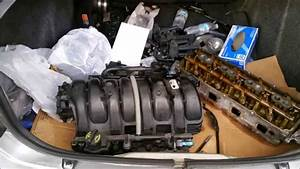 Dropped Valves  T 5 7l V8 Hemi Engine
