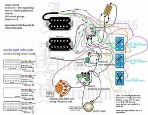 B C Rich Warlock Guitar Wiring Diagram