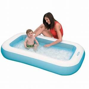 pataugeoire gonflable rectangulaire pour petits enfants With piscine gonflable pas cher pour adulte