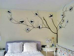 bird wall decor bedroom stencil wall art wall stencils With best wall decals for adults ideas for your decoration