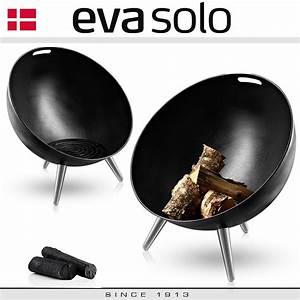 Eva Solo Feuerschale : eva solo fireglobe feuerschale 64 cm culinaris ~ Lizthompson.info Haus und Dekorationen