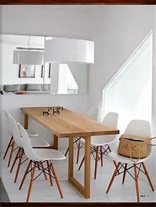 deco scandinave salle a manger table salle a manger style With meuble de salle a manger avec objet deco scandinave