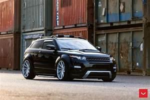 Range Rover Evoque Auf 22 Zoll Vossen Cvt Alu U2019s - Tuningblog Eu