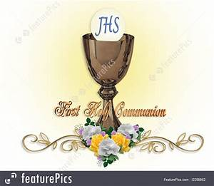 Invitation Card Format For Event Templates First Holy Communion Invitation Background