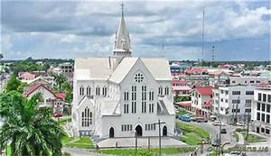 St George's Cathedral Of Guyana – By Dmitri Allicock ...