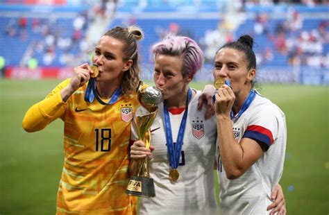 lesbians won  womens world cup
