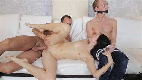 Libertines Is Not Loves Her Defloration Cuckolding Depraved Hubby Surprise