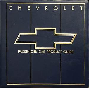 1988 Chevy Sprint Repair Shop Manual Supplement Original
