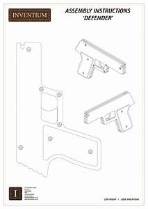 Rubber Band Gun Patterns