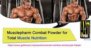 Musclepharm Combat Powder Is A Complete Muscle Nutrition Formula As It Is Packed With Fast