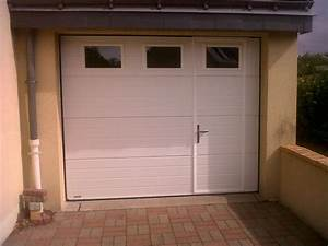 beau decoration maison interieur avec portail pvc With porte de garage sectionnelle avec porte entrée pvc ou alu