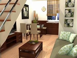 Interior design of small living room in the philippines for Living room design for small es in the philippines