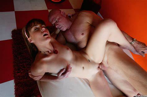 Whore Wants The Handyman Model Actress Desire To Please And Rammed Old Men