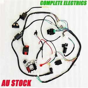 Loncin 125cc Wiring Diagram