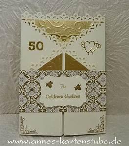 Karte Zur Hochzeit : annes kartenstube eine besondere karte zur goldenen hochzeit ~ A.2002-acura-tl-radio.info Haus und Dekorationen