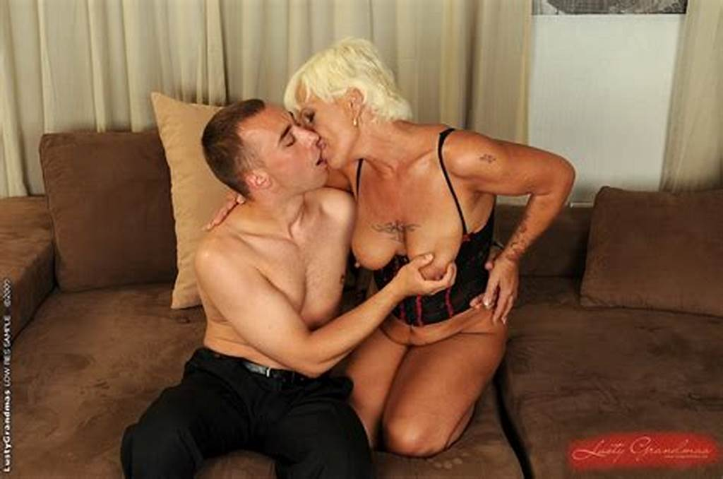#Sexy #Granny #Fucking #And #Gets #Facial #By #Young #Guy