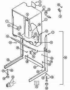 Maytag Lsg7806aae Laundry Center Parts