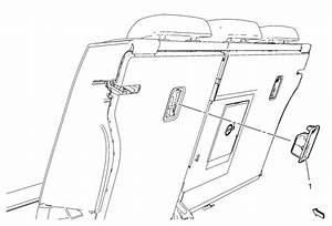 Vauxhall Workshop Manuals  U0026gt  Astra J  U0026gt  Seats  U0026gt  Seat