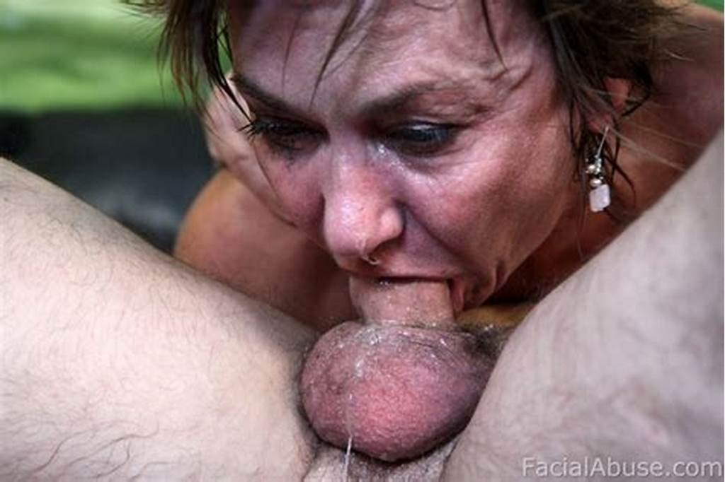 #Older #Lady #Gets #Her #Face #Fucked #Deep #And #Hard