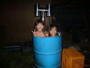 ドラム缶+風呂+女:http://www.natural-farm.info/blog/P1030732 ...