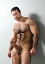 Gay hairy big dick muscle