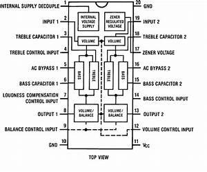 Layout Tone Control Lm1036