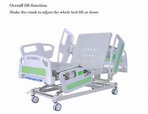 Hospital Icu Electric Nursing Bed Electric Hospital Bed
