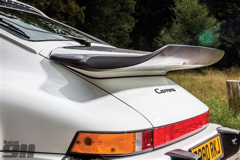 porsche whale tail rear wings and spoilers a porsche 911 history total 911