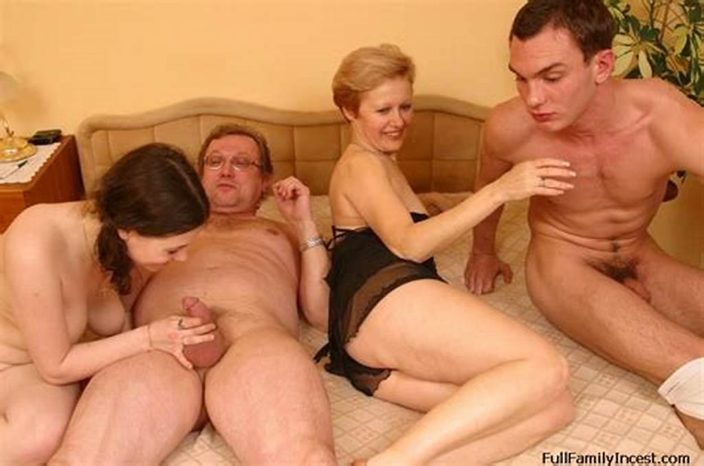 Familien Orgie