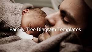 Family Tree Diagram Template  U2013 9  Free Sample  Example