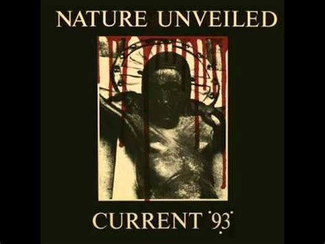 Current 93 - Nature Unveiled (1984) - YouTube