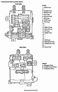 9 Camry Fuse Box Diagram