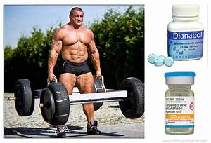 Benefits Of 8 Weeks Stack Of Testosterone Enanthate  U0026 Dianabol For Powerlifter  U2013 Whatsteroids
