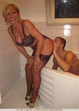 Mature nylons fetish porn