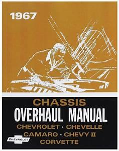 Manual  Chassis Overhaul  1967 Chevelle  El Camino   Opgi Com