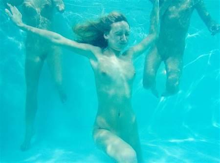 Nude Teens Underwater