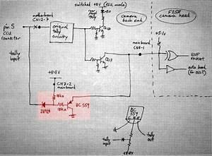 Tally Modification For Panasonic Wv