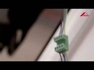 Roto Dachfenster Klemmt : de montage roto au enrollladen elektro youtube ~ A.2002-acura-tl-radio.info Haus und Dekorationen