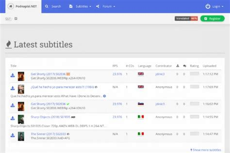 Search and download millions of subtitles for free! Best Sites for Subtitles Download for Movies - Techilife