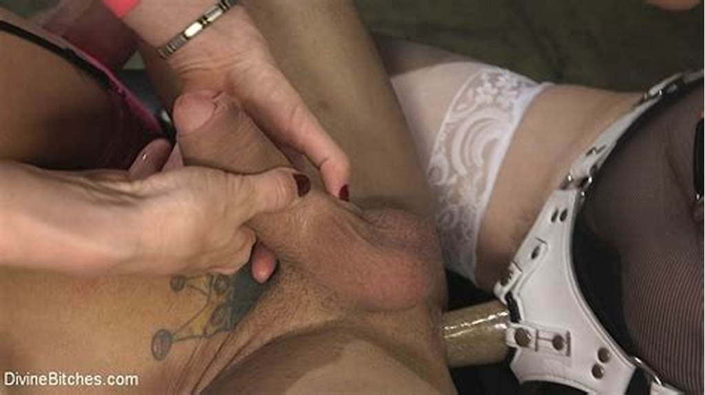 #Lorelei #Lee #And #Maitresse #Madeline #Femdoms #Pegging #Bound