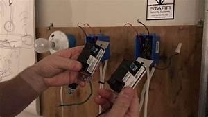 Install Lutron Radio Ra2 3-way Switch